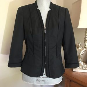 {White House Black Market} Perfect Form Jacket